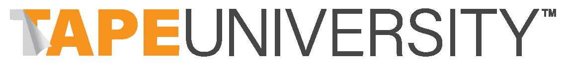 Tape University Logo